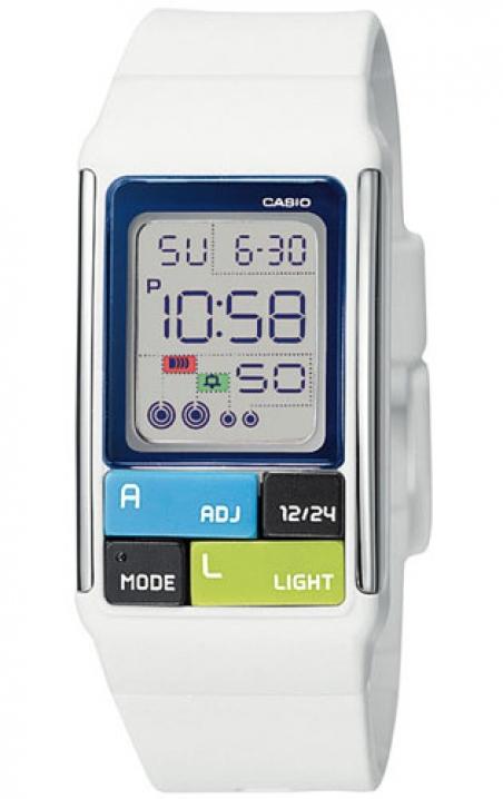 Часы Casio LDF-50-7EF