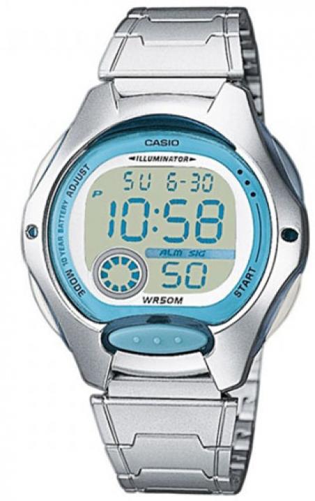 Часы Casio LW-200D-2AVEF
