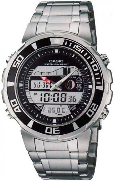 Часы Casio MDV-701D-1A1VDF