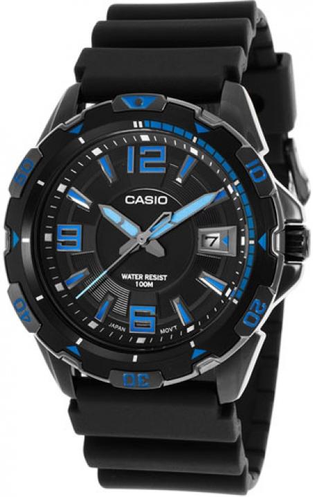 Часы Casio MTD-1065B-1A1VEF