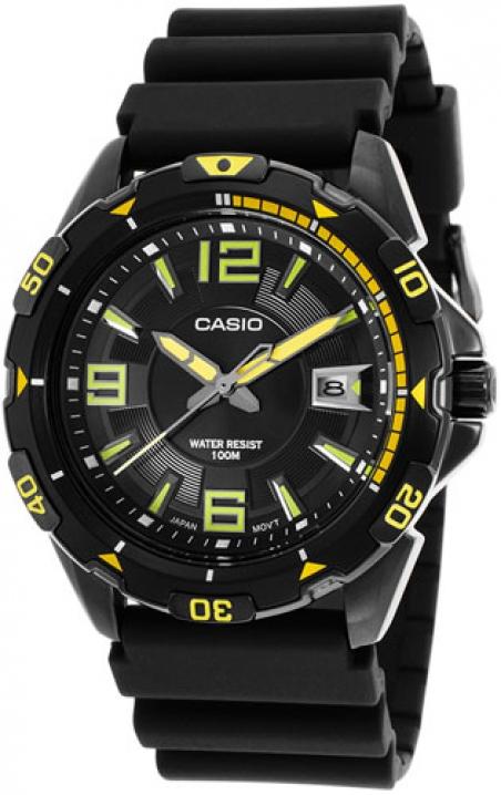 Часы Casio MTD-1065B-1A2VEF