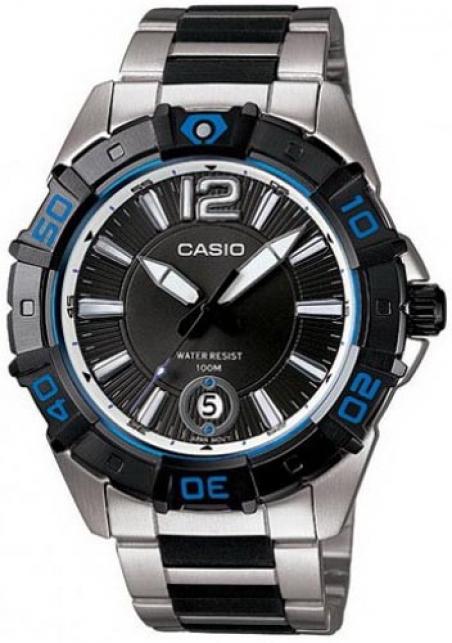 Часы Casio MTD-1070D-1A1VEF