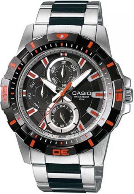Часы Casio MTD-1071D-1A2VEF