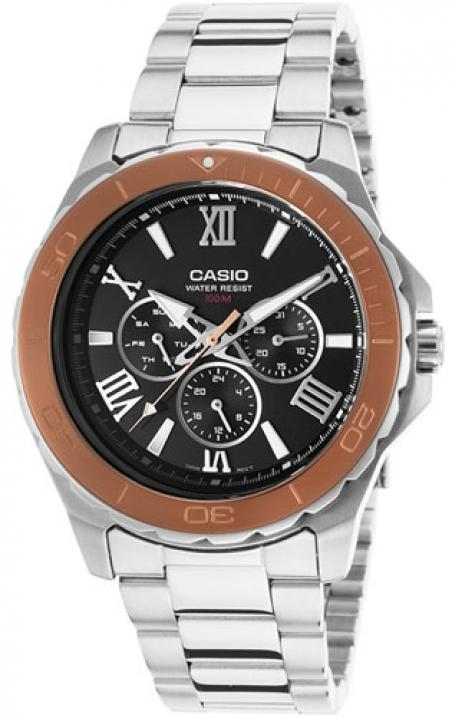 Часы Casio MTD-1075D-1A2VDF