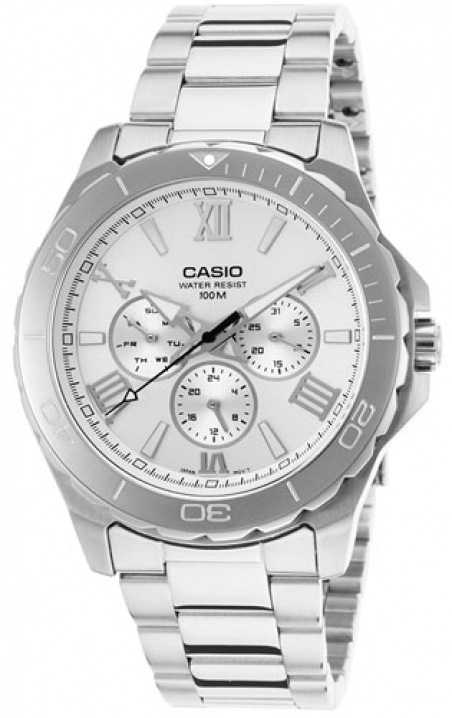 Часы Casio MTD-1075D-7AVEF