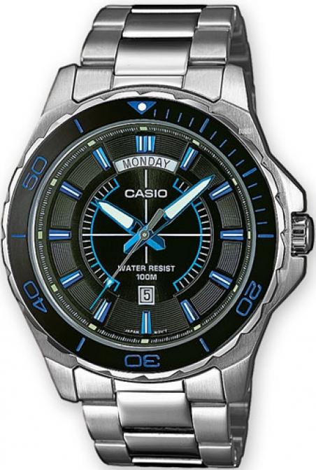 Часы Casio MTD-1076D-1A2VEF