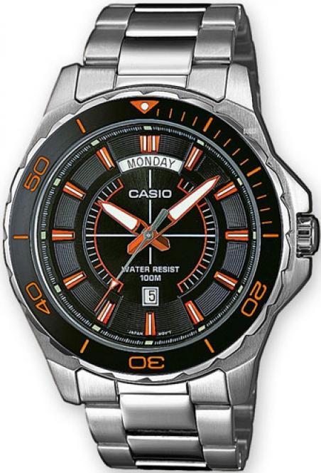 Часы Casio MTD-1076D-1A4VEF
