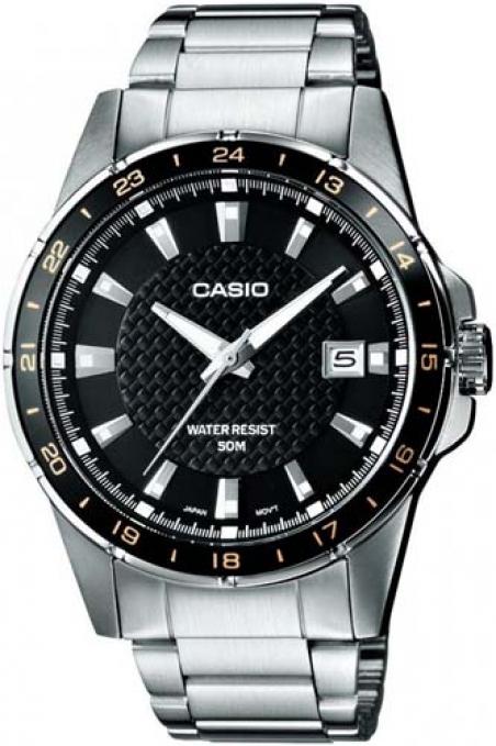 Часы Casio MTP-1290D-1A2VEF купить в Украине 48624dfabc607