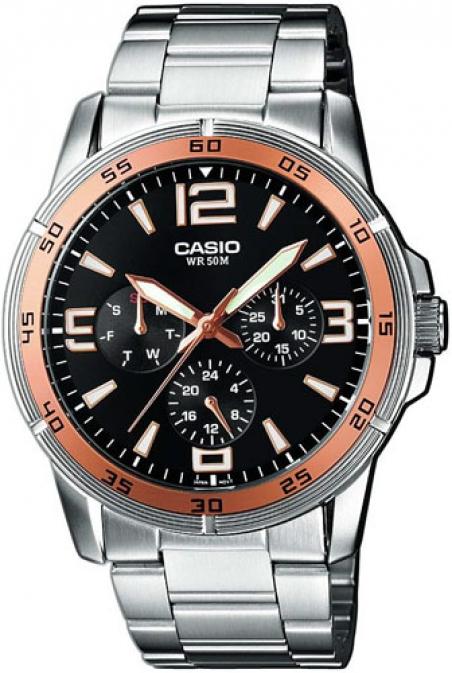 Часы Casio MTP-1299D-1AVEF