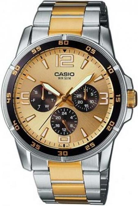 Часы Casio MTP-1299SG-9AVEF