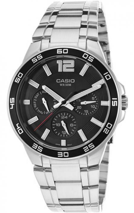 Часы Casio MTP-1300D-1AVEF