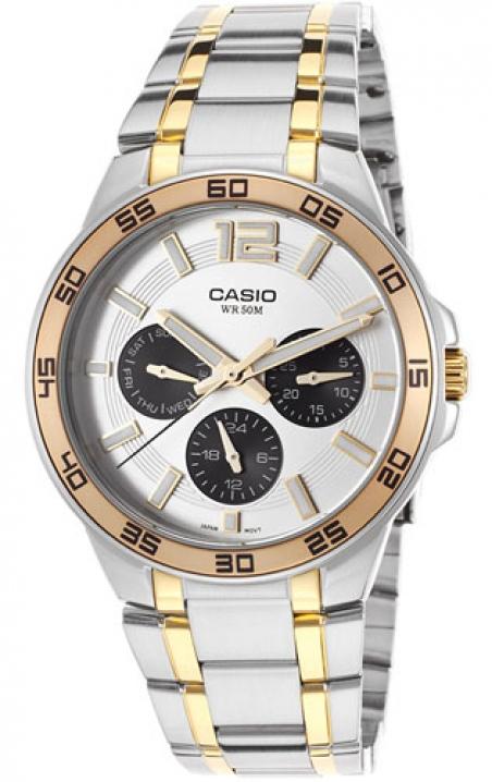 Часы Casio MTP-1300SG-7AVEF