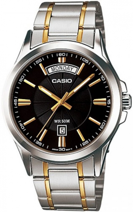 Часы Casio MTP-1381G-1AVDF