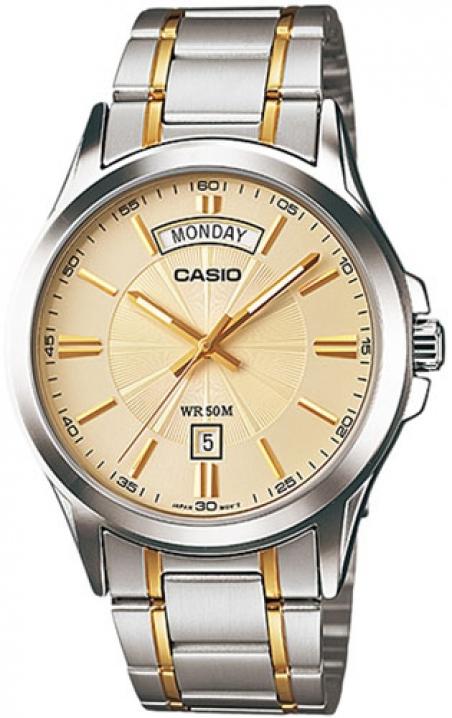 Часы Casio MTP-1381G-9AVDF