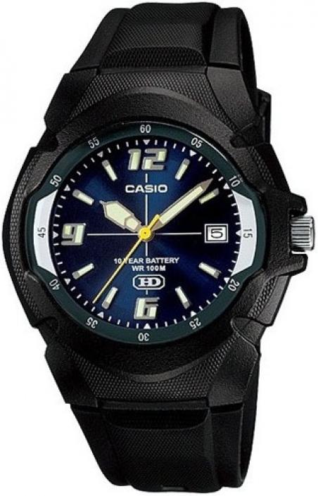 Часы Casio MW-600F-2AVDF
