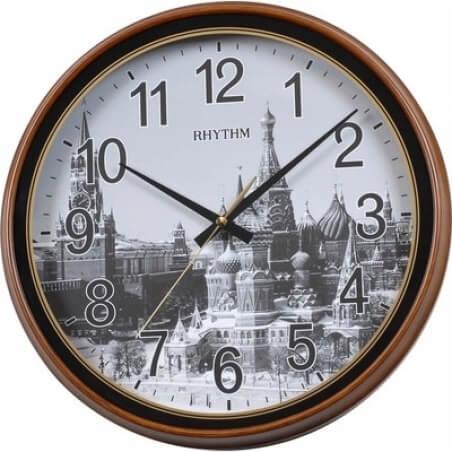 Часы настенные Rhythm CMG898AZ06