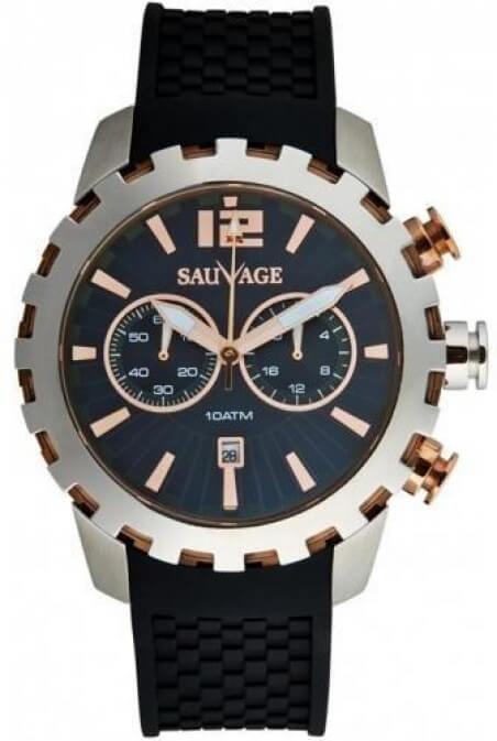 Часы Sauvage SA-SV21112S RG