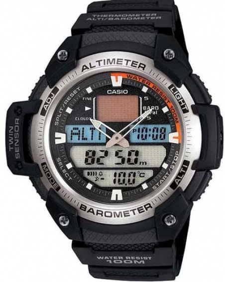 Часы Casio SGW-400H-1BVER