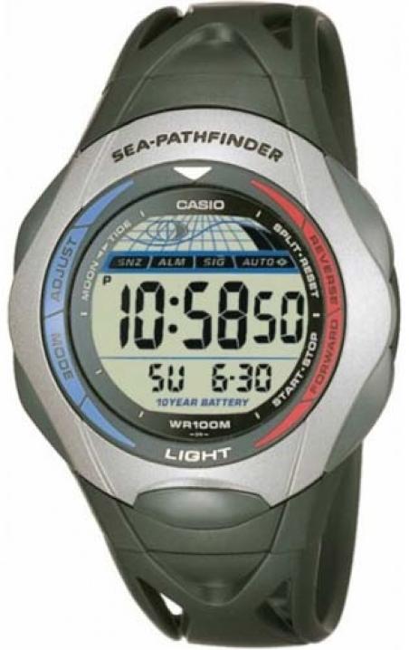 Часы Casio SPS-300C-1VER