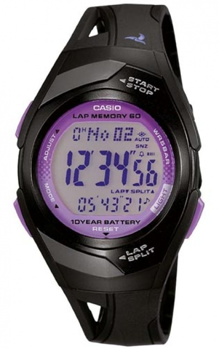 Часы Casio STR-300-1CEF