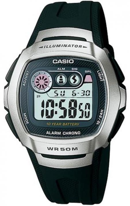 Часы Casio W-210-1AVDF