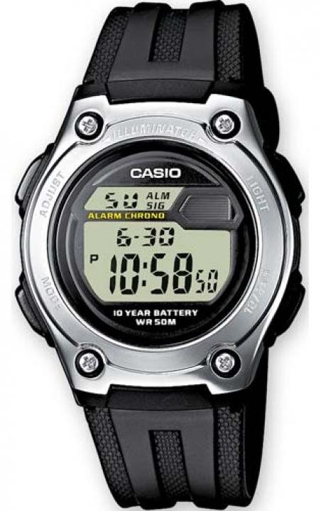 Часы Casio W-211-1AVEF