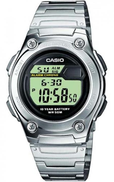 Часы Casio W-211D-1AVEF