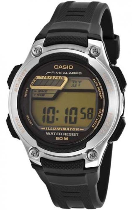 Часы Casio W-212H-9AVEF