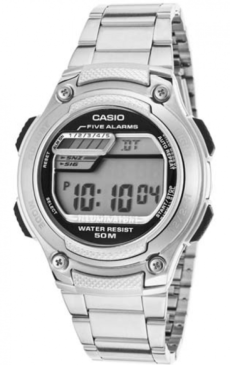 Часы Casio W-212HD-1AVEF