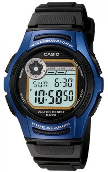 Часы Casio W-213-2AVEF
