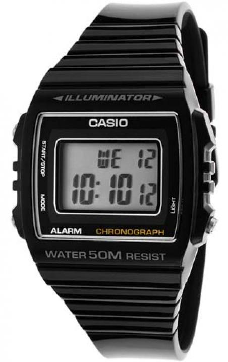 Часы Casio W-215H-1AVEF