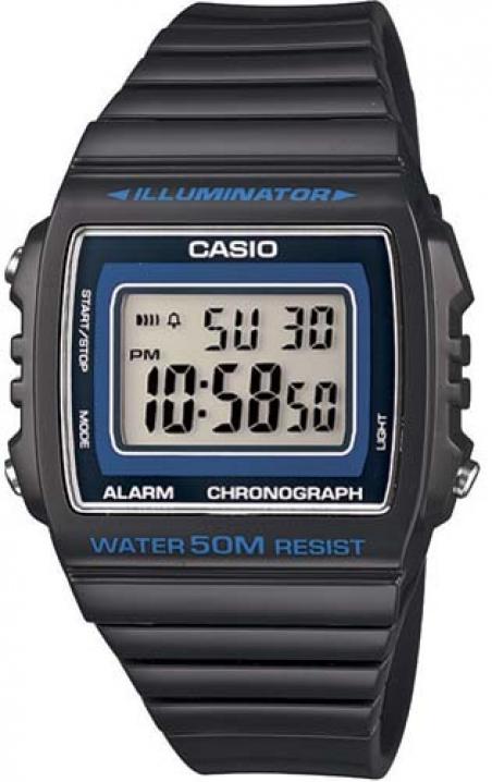 Часы Casio W-215H-8AVEF