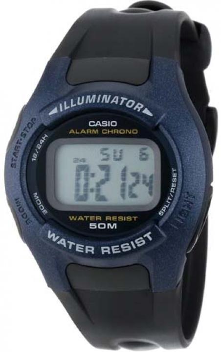Часы Casio W-43H-1AVHEF