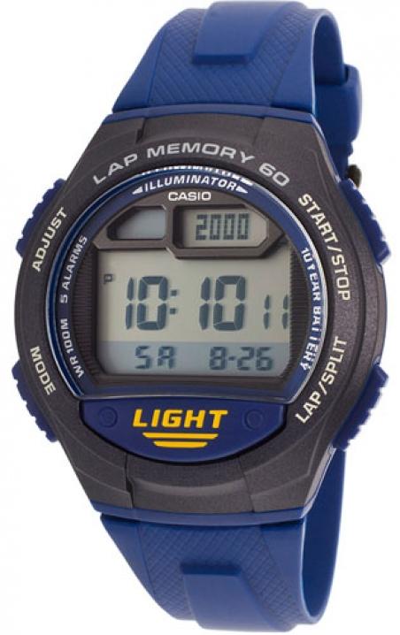 Часы Casio W-734-2AVEF