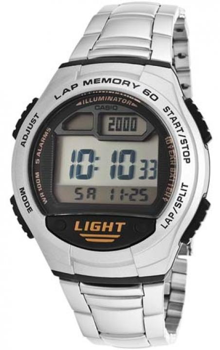 Часы Casio W-734D-1AVEF