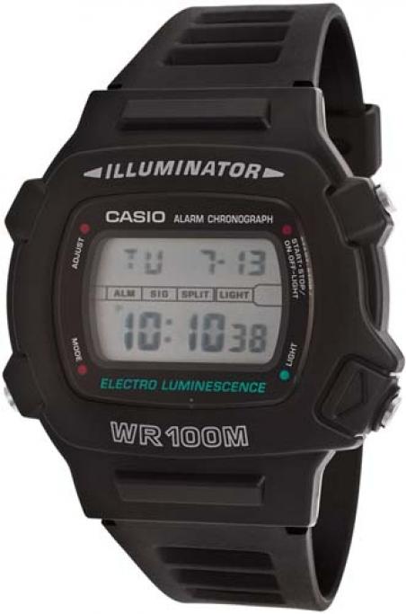 Часы Casio W-740-1VHDF