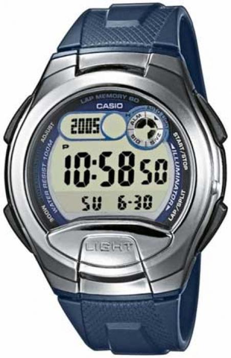 Часы Casio W-752-2AVEF