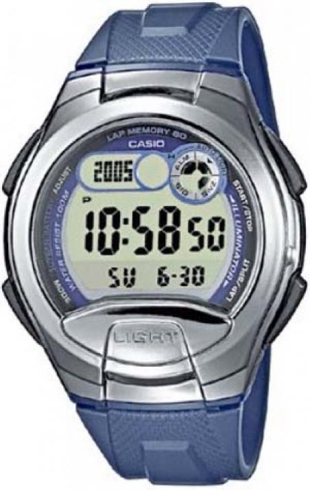 Часы Casio W-752-2BVEF