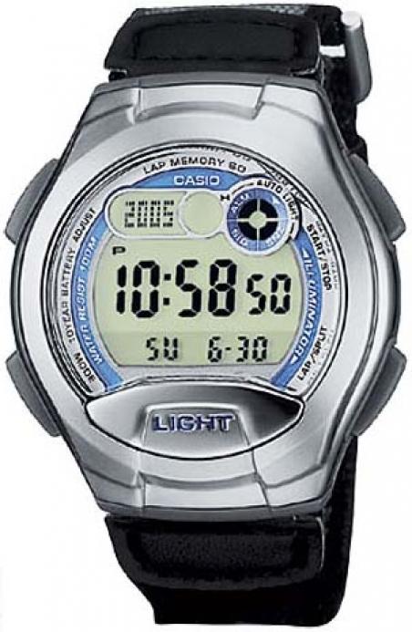 Часы Casio W-752-8AVEF