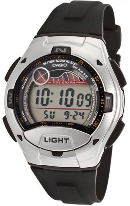 Часы Casio W-753-1AVEF