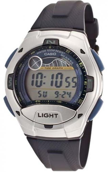 Часы Casio W-753-2AVEF