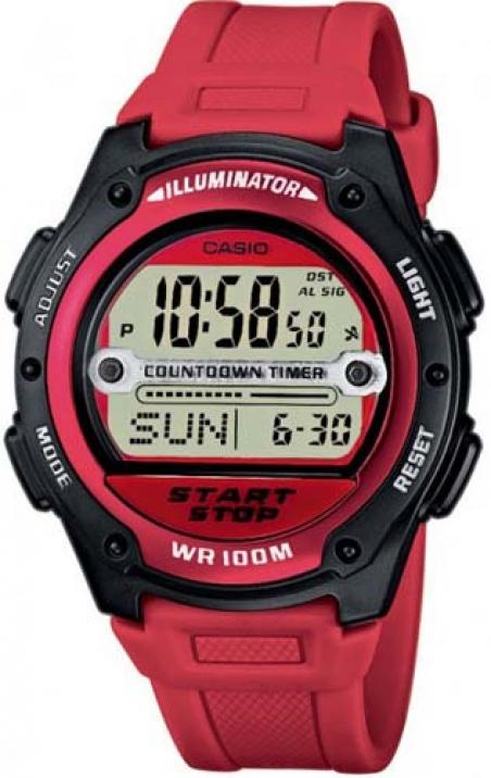 Часы Casio W-756-4AVEF