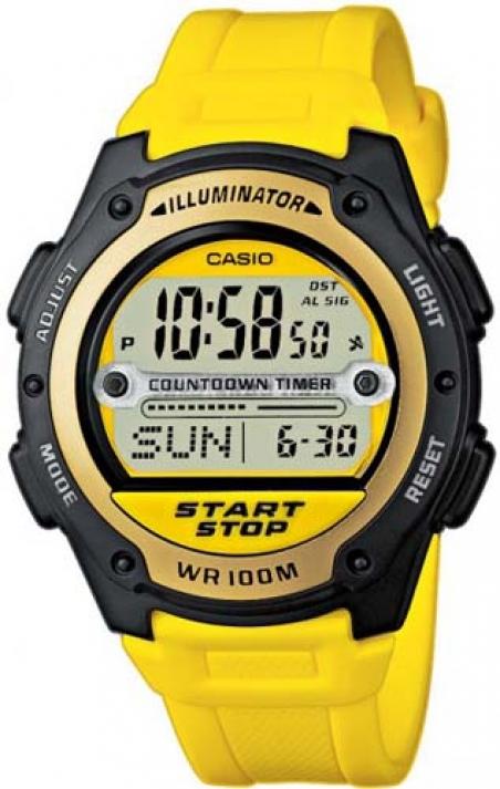 Часы Casio W-756-9AVEF