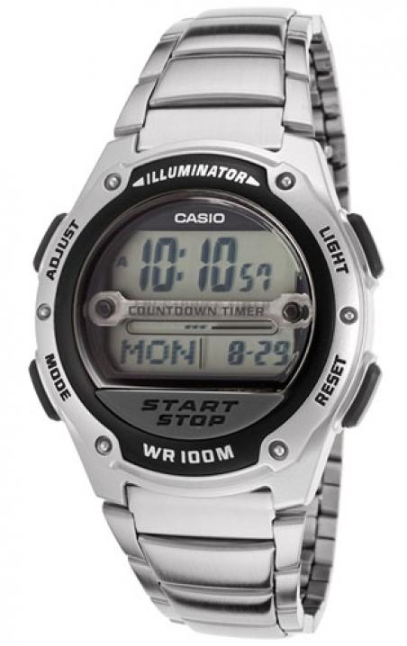 Часы Casio W-756D-1AVDF