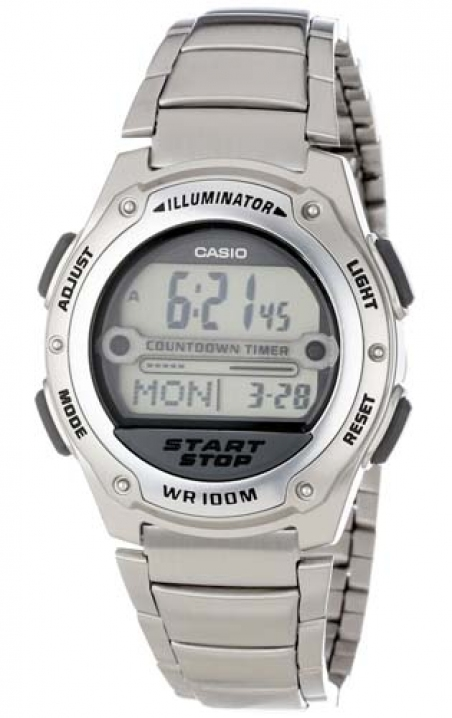 Часы Casio W-756D-7AVEF