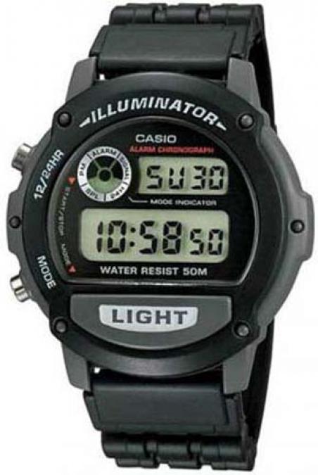 Часы Casio W-87H-1UH