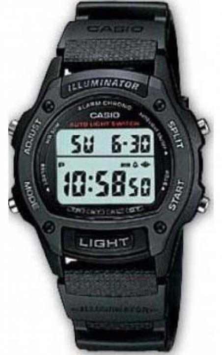 Часы Casio W-93H-1AVUH