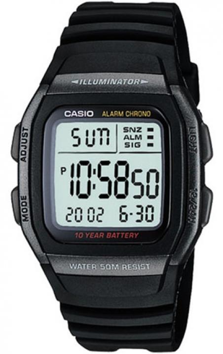Часы Casio W-96H-1BVDF