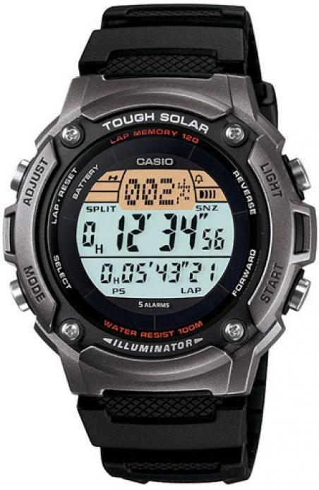 Часы Casio W-S200H-1AVEF