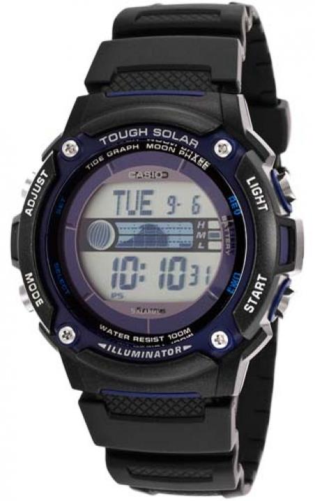 Часы Casio W-S210H-1A